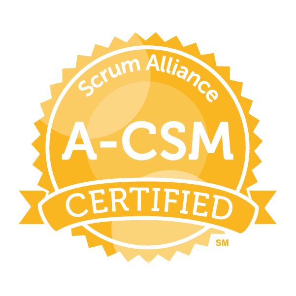 5/16 – Advanced Certified ScrumMaster (A-CSM) Training (Live/Virtual/Online)