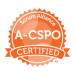 10/10 – Advanced Certified Scrum Product Owner (A-CSPO) (Live/Virtual/Online) Training Class