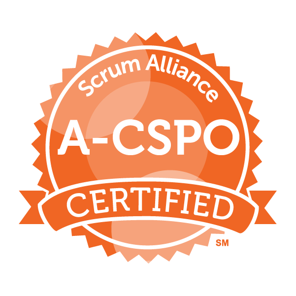 6/06 – Advanced Certified Scrum Product Owner (A-CSPO) (Live/Virtual/Online) Training Class