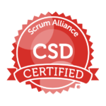 09/23 – Certified Scrum Developer (CSD) Training Class (Live/Virtual/Online)
