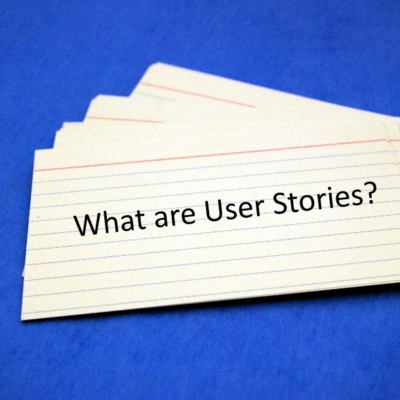 What is a User Story?