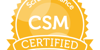 3/26 – Certified ScrumMaster (CSM) Training Class (Live/Virtual/Online)