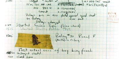 What is a Bug? Here is the First Software Bug Ever Reported