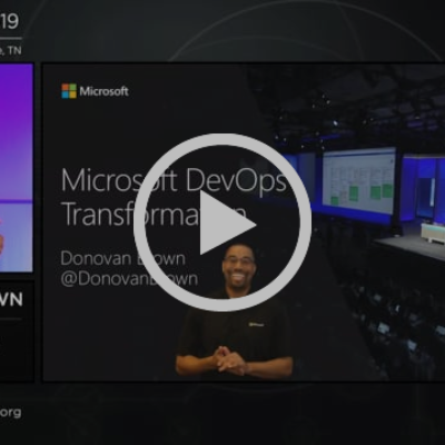 Microsoft DevOps Transformation
