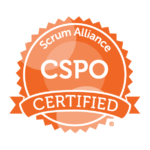 10/03 – Certified Scrum Product Owner (CSPO) Training Class (Live/Virtual/Online)