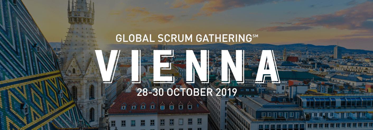 10/28/2019 – Vienna Global Scrum Gathering 2019