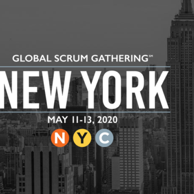 2020 – New York Global Scrum Gathering on 5/11