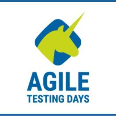 11/03/2019 – Agile Testing Days 2019