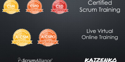 Online Certified Scrum Classes