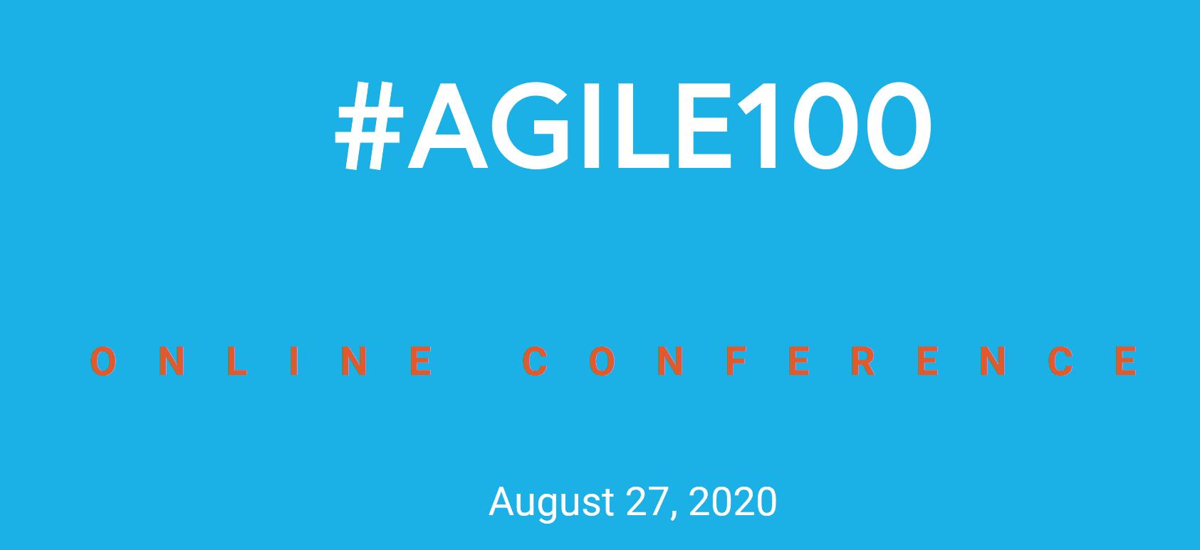 08/27/2020 – Agile 100