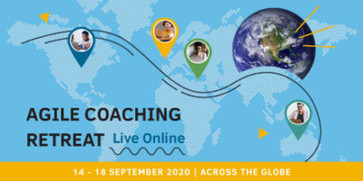 09/14/2020 – Agile Coaching Retreat World Wide