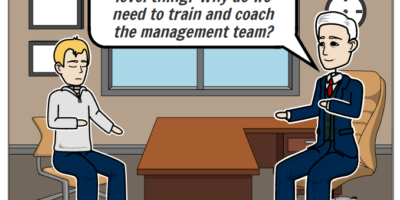 Tales of the Bizarro Scrum – Isn't Scrum Just a Team Level Thing?