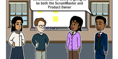 Tales of the Bizarro Scrum – I'm the Product Owner and Scrum Master