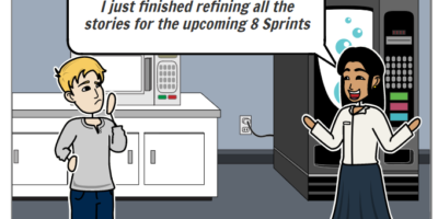 Tales of the Bizarro Scrum – Refining the upcoming 8 Sprints?