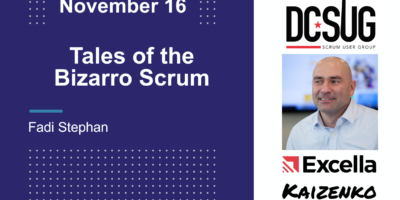 11/16/2020 – Tales of the Bizarro Scrum