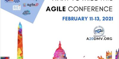 02/11/2021 – Agile 20 Conference – A20