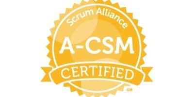 04/24 Advanced Certified ScrumMaster (A-CSM) Training (Live/Virtual/Online)