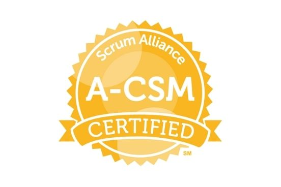 06/10 Advanced Certified ScrumMaster (A-CSM) Training (Live/Virtual/Online)