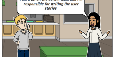Tales of the Bizarro Scrum – I'm Responsible for Writing User Stories