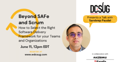 06/11/2021 – Beyond SAFe and Scrum